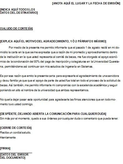 Ejemplos De Como Hacer Carta Formal En Argentina