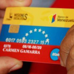 Tarjeta socialista: Consulta el saldo de tu tarjeta