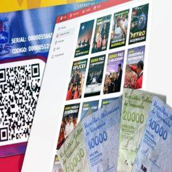 Consulta del Carnet de la Patria y Monedero Patria