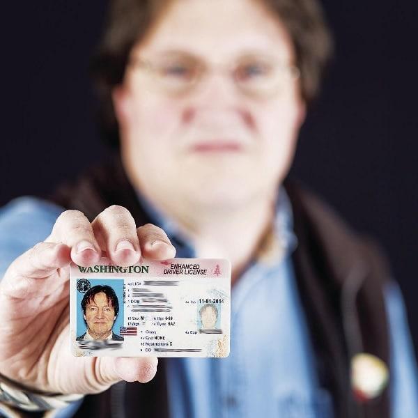 licencia de conducir en Estados Unidos