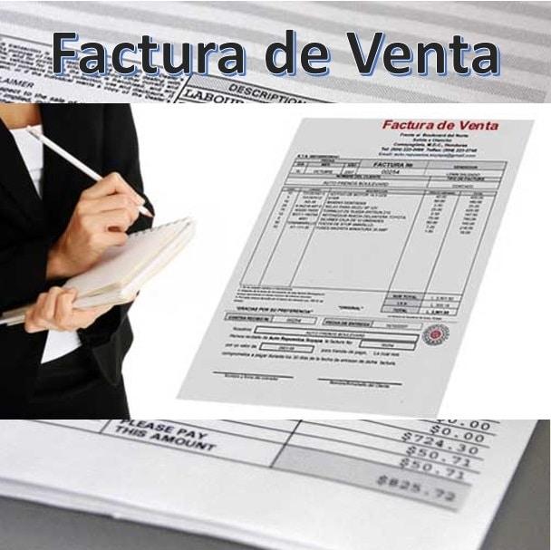 FACTURA DE VENTA
