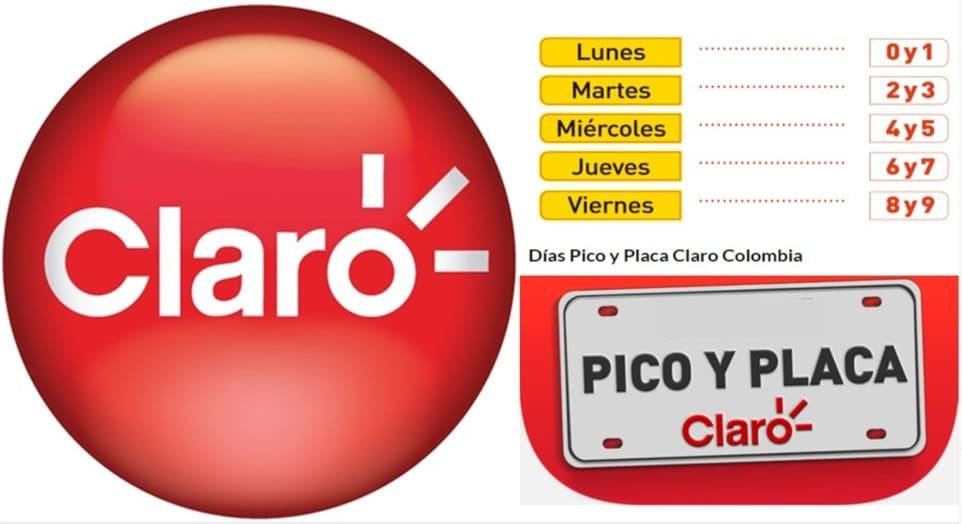PICO Y PLACA CLARO