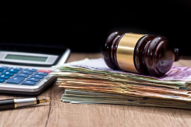 retenciones judiciales ecuador